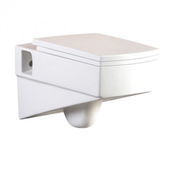 Dooa Wall Hung Toilet With Seat Cover