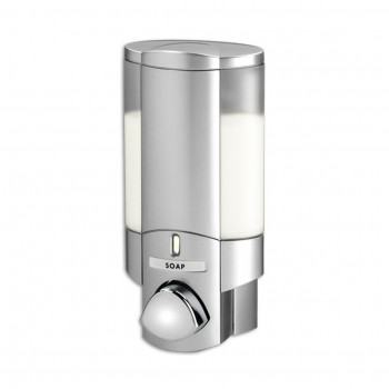 Better Living Aviva Dispenser Satin Silver
