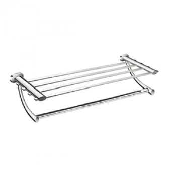 Perk Bath Towel Rack