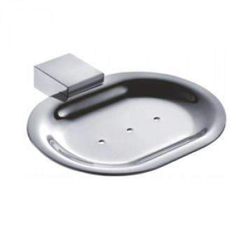 Perk Brass Soap Dish