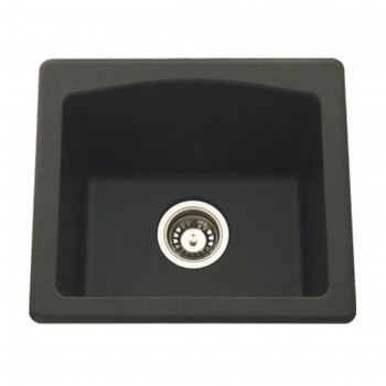 Carysil Single Bowl Kitchen Bar Sink