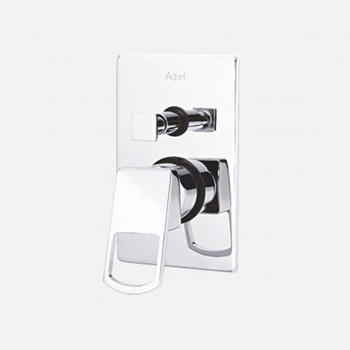 Aquel Concealed Single Lever Bath Mixer Divertor FP 07-06