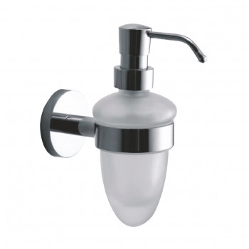 Perk Liquid Soap Dispenser Glass