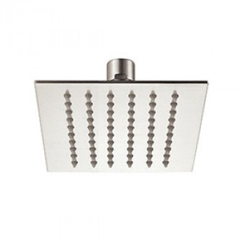 Dooa 4 inch SS Square Rain Shower Head