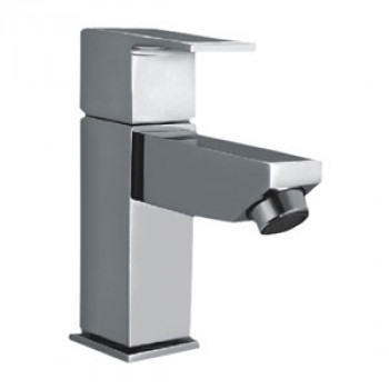 Dooa Deck Mounted Basin Faucet (Pillar Cock) Razor