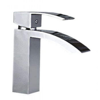 Dooa Single Lever Basin Mixer Rubbic