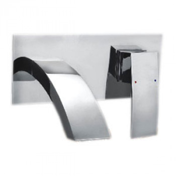 Dooa Single Lever Concealed Basin Mixer Rubbic