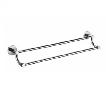 Perk Double Towel Bar 600mm