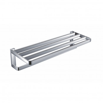 Perk Double Towel Rack 600mm