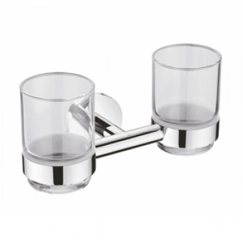 Perk Double Tumbler Holder