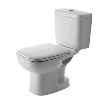 Duravit Floor Mounted Toilet-21110900002
