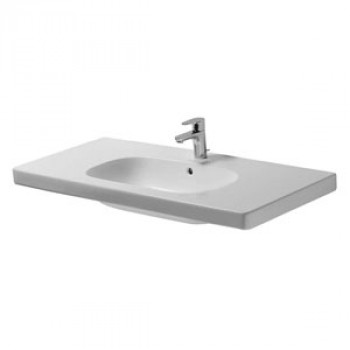 Duravit Furniture Wash Basin With Overflow-03428500002