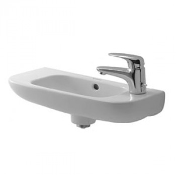 Duravit Handrinse Basin With Overflow-07065000002
