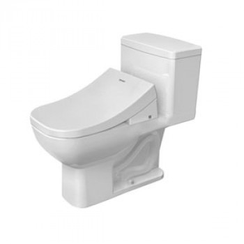 Duravit One Piece Toilet With Symphonic Jet Action-0113010001