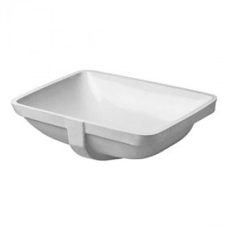 Duravit Vanity Undercounter Wash Basin With Overflow-0305490000