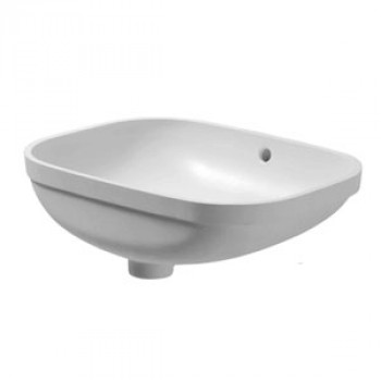 Duravit Vanity Undercounter Wash Basin With Overflow-0338560000