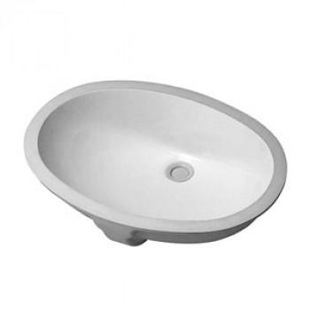 Duravit Vanity Undercounter Wash Basin With Overflow-0466510000