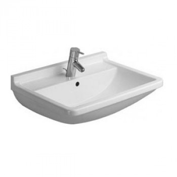 Duravit Wash Basin With Overflow-0300600000-1