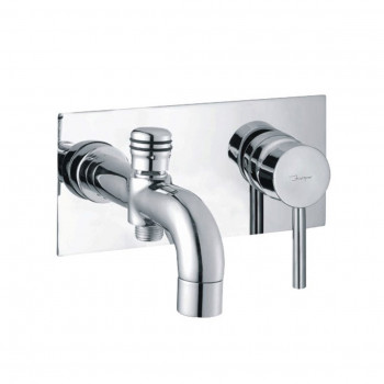 Jaquar Single Lever High Flow Bath & Shower Mixer (Concealed Body)