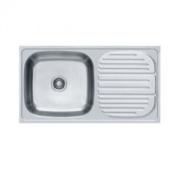 Franke Single Bowl Kitchen Sink Set