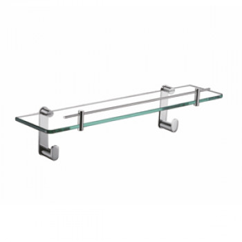 Perk Glass Shelf With Frame