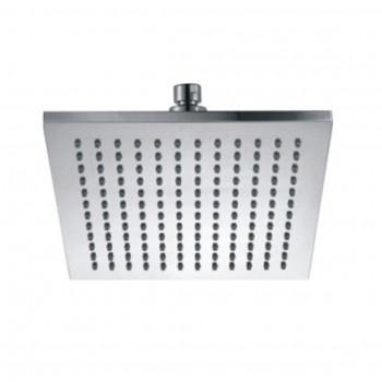 Goeka Kubix Rain Shower C.P Back S.S Plate