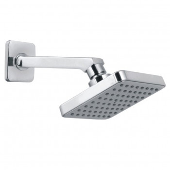 "Goeka Square 4"" Over Head Shower with Arm"