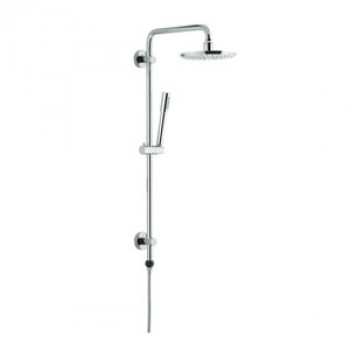 Grohe Rain Shower System Click With Over Head And Hand Shower Complete Set