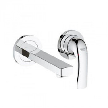 Grohe 2-Hole Wall Mounted Basin Mixer