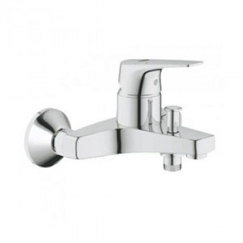 Grohe Bath And Shower Mixer Exposed Installation