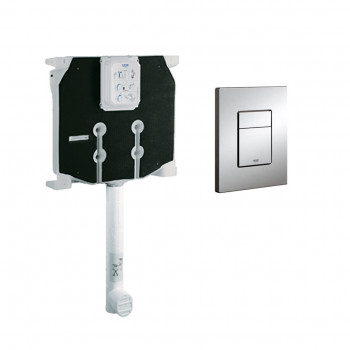 Grohe Concealed Tank With Plate 0.82m