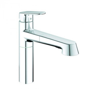 Grohe Europlus Pullout Sink Mixer