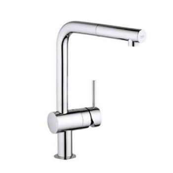 Grohe Minta Pullout Sink Mixer
