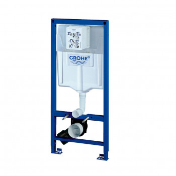 GROHE Rapid SL 1.13m WC Frame With Plate