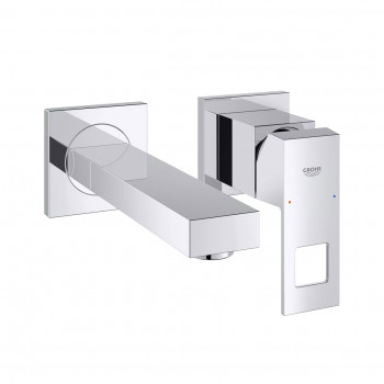 Grohe Two-Hole Basin Mixer Wall Mounted