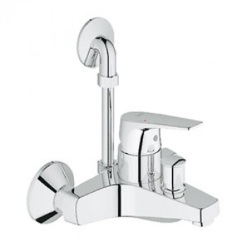 Grohe Wall Mixer With Provision For Over Head Shower