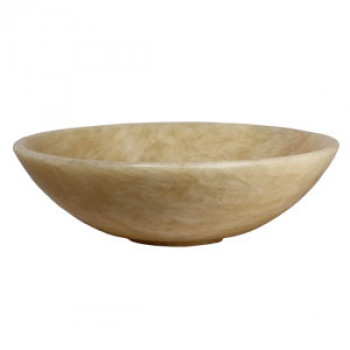 Dooa Onyx Counter Top Wash Basin Round Shape