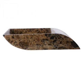 Dooa Emperador Stone Counter Top Wash Basin