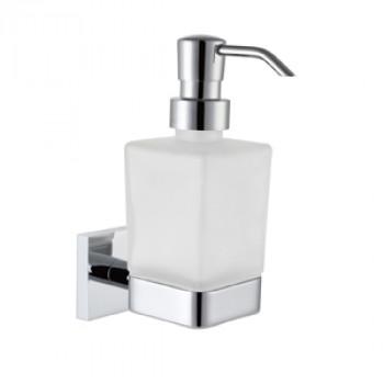Perk Liquid Soap Dispenser Glass