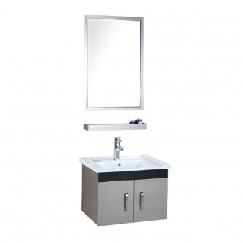 Dooa Bathroom Cabinet With Wash Basin (Vanity Set)