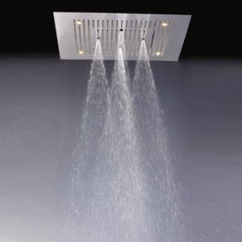 Multifunctional LED Rain Shower Chromotherapy 4 Sprays