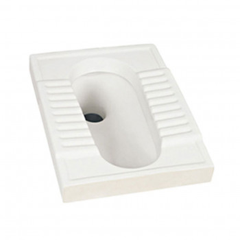 Dooa Floor Mounted Toilet-Orissa Pan