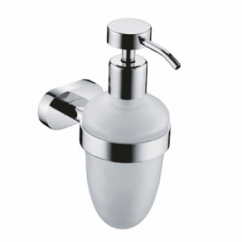 Perk Soap Dispenser Glass