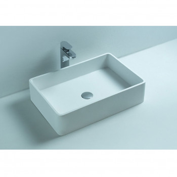 Dooa Solid Surface Wash Basin Rectangle