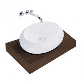 American Standard Counter Top Wash Basin - Stone Vessel