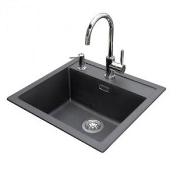 Franke Single Bowl Kitchen Sink Set