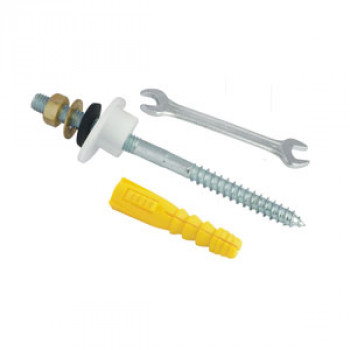 Viking Rack Bolt Screw-Pair for Basin & Geysers