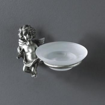Viking Soap Dish Angel Brass Made