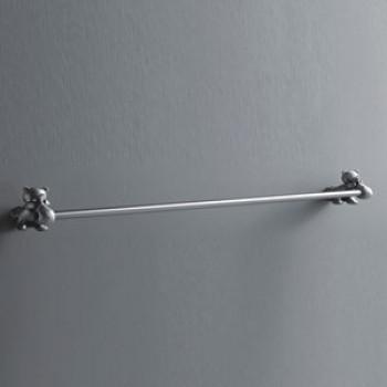 Viking Towel Rail Bear Brass Made