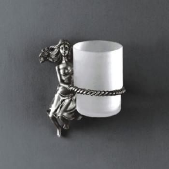 Viking Tumbler Holder Diva Brass Made